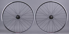 Velocity A23 Fixed Gear Track or Cyclocross Bike Wheelset DT Competition Spokes
