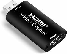 More details for audio video capture cards hdmi to usb2.0 1080p 30fps record via dslr camcorderhd