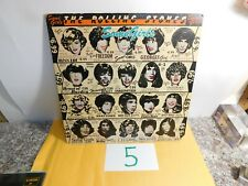 *H  JACKET ONLY  Some Girls: The Rolling Stones  JACKET ONLY  NO LP