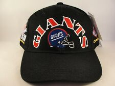 New York Giants NFL Vintage 2X Super Bowl Champions Snapback Hat Cap ab3811396