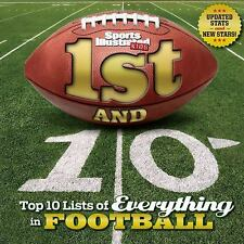 Sports Illustrated Kids 1st and 10: Top 10 Lists of Everything in Football Revi