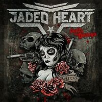 JADED HEART - GUILTY BY DESIGN (LTD.DIGIPAK)  CD NEU