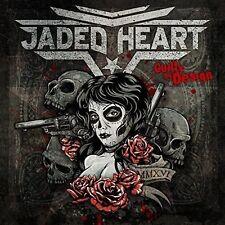 JADED HEART - GUILTY BY DESIGN (LTD.DIGIPAK)  CD NEU