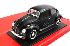 Road Signature 1967 Volkswagen Beetle Black Limited Edition 600 PC 1/18 Diecast