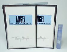Thierry Mugler ANGEL EDT Women 1.2 ml .04 fl oz Spray Sample Vial X 2