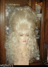 **EMPRESS BIANCA WIG DRAG QUEEN LONG WAVY BLONDE DANCER