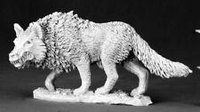 Warg Reaper Miniatures Dark Heaven Legends Dog Canine Wolf Animal Monster Melee