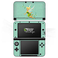 Nintendo 3 DS XL Folie Aufkleber Skin - Pixie dust