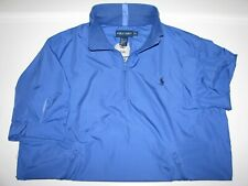 Ralph Lauren Polo Golf Windproof Pullover sz L, 
