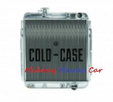 65-66 289 Ford Mustang 63-65 Comet Cold-Case V8 aluminum performance radiator