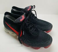 Nike ID Air Vapormax Flyknit USA Edition Mens Sz13 Rare 941834-995 Sold out Rare