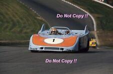 Joest & Casoni Porsche 908/03 BOAC 1000 Km's 1972 Photograph 1