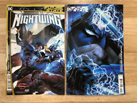 FUTURE STATE NIGHTWING # 2 Lot — Cover A & B Variant — NM