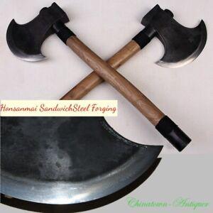 PanGu Cut Mountain Axe: The Tool That Shaped A Heaven and Earth, Honsanmai #3412