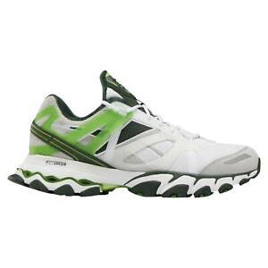REEBOK COTTWEILER X DMX TRAIL SHADOW TRAINERS SHOES SNEAKERS UNISEX WHITE GREEN