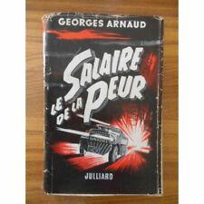 Le salaire de la peur / Arnaud, Georges / Réf42537