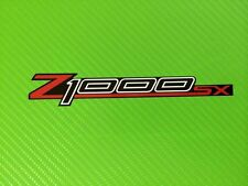 Z1000SX logo decal Sticker for Race, Track Bike, Toolbox, Garage or Van #57