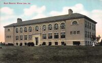 Postcard Mount Memorial in Winona Lake, Indiana~122535