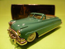 BROOKLIN MODELS BRK 36 HUDSON HORNET CONVERTIBLE 1952 - 1:43 - NEAR MINT IN BOX