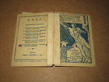 TESSERA CONFEDERAZIONENAZIONALE DEI SINDACATI FASCISTI ANNO 1927