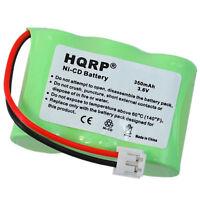 HQRP Batterie Téléphone sans Fil Pour Empire CPB-403D CPB403D Or Pic GP30AAK3BMJ