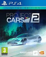 Project Cars 2 Limited Edition (Guide/Racing) PS4 PLAYSTATION 4 112521 Namco
