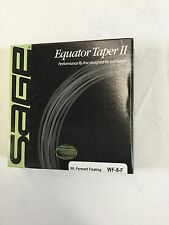 """SAGE EQUATOR TAPER II WF8F SALTWATER FLY LINE- NEW IN BOX """" OVER 60% OFF RETAIL"""""""