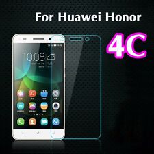 2 x Genuine Tempered Glass 9H Screen Protector For Huawei Honor 4C G Play Mini