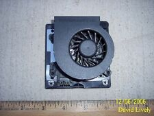 DELL LAPTOP INSPIRON 9100 FAN BLADES CLEANED!!!!! DC28A000710 GB1275PTB1-A N1299