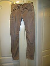 COOL Pale Brown Skinny Jeans WPT 171 by Cycle Jeans, Size 29