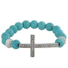 Turquoise Beauty Costume Bracelets