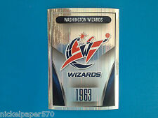 2014-15 Panini NBA Sticker Collection N.193 WASHINGTON WIZARDS LOGO