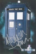 MAUREEN LIPMAN Signed 6x4 Photo DOCTOR WHO The Wire COA