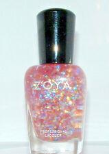 Zoya Nail Polish Monet ZP726 Holographic Special Effect Topper Full Size Bottle