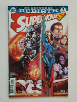 Superwoman #1 Rebirth NM 1st Print DC Lois Lane Superman