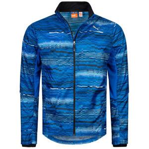 Puma Graphic Lightweight Men's Top Fashion Fitness Running Jacket 512645-01 New