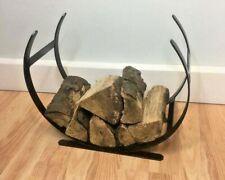 Log Holder-Store-Minimalist Firewood Storage-Wood-Scandinavian Style-Container