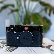 Leica M240 M Digital 24.0MP Digital Camera - Black (Body Only)