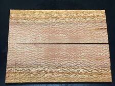 LW32 Bookmatched Lacewood Quartersawn Sycamore Knife Scales Pistol Grips !!!!!!!