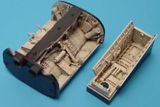 AIRES HOBBY 1/48 F8 WHEEL BAY FOR HSG | 4173