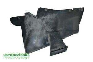 BMW 318i 325e E30 Early Left Front Lower Fender Liner Air Duct