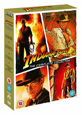 Indiana Jones: The Complete Collection Box Set (5 Disc) (DVD) (C-12)