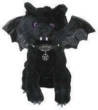 Spiral Direct BAT CAT Collectable Soft Plush Toy/Kitten/Gift Idea/Xmas/Cute/Cat