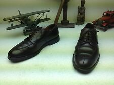 OXBLOOD BROWN  DISTRESSED-COLE HAAN SATURDAY CASUAL LACE UP DRIVING SHOES 11.5 M