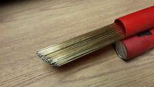 C2 Silicon Bronze Brazing Rod 1.6mm - Steel, Cast Iron, Copper