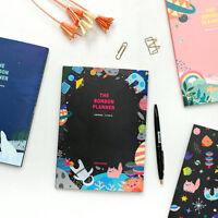 The Bon Bon One Month Diary MINI Scheduler Cute Planner Journal Schedule Book