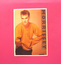 OFFICIAL MORRISSEY/SMITHS VINTAGE POSTCARD  NOT PIN PATCH SHIRT CD UK IMPORT