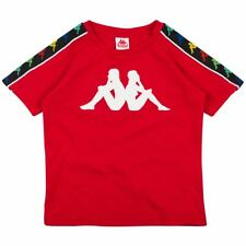 Kappa T-Shirts & Top Bambino/a COEL SLIM Sport Street T-Shirt