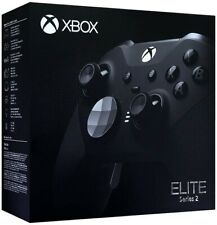 Controller Wireless Elite Xbox Series 2 Nero Professionale Batteria Ricaricabile
