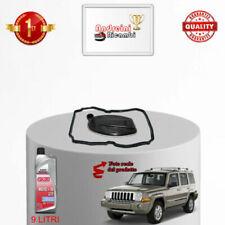 Oli per cambio e differenziale per veicoli Jeep